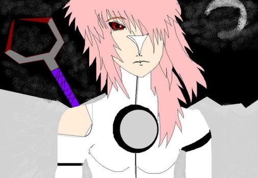 Made Up Character From Bleach O O Drew With Mouse  by YagamiKagami