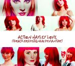 Action Hayley Love by itsrockersdesigns