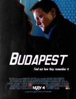 Budapest Movie Poster by zdorik-sandorik