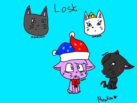 Lost... by Minahisa1000