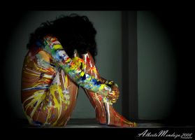 Body Paint  z4 by gacktors