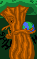 Tree by Anzeo