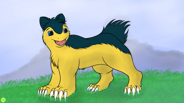 Typhlosion Practice by TennisBall22