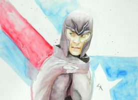Magneto by LiviaWeasley
