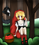 |TROLL| Ben Red Riding Hood by Trahentium