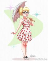 Dapper Day Cassidy Scolpino by ArtistAbe