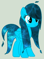 Ice And Fire Pony adoptable CLOSED by Casey-the-unicorn