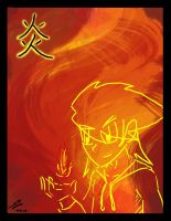 Flame by F-Stormer-3000