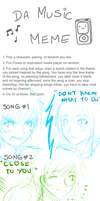 Music Meme- Piri-chan by Rukama