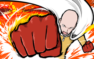One Punch Man by ishmam