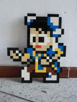 LEGO: Chun Li by Meufer
