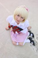 Ao no Exorcist - Shiemi waiting you by NunnallyLol