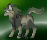 Wolf Link by DuskyUmbreon