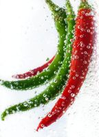 chillies by iamazmi