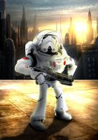 Buzz Lightyear Stormtrooper by bruno-sousa