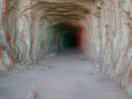 Deep Cave 3-D conversion by MVRamsey