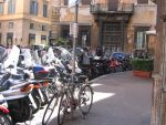 Scooters in Italy by boltzmann