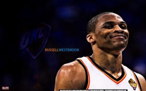 Russell Westbrook by pllay1