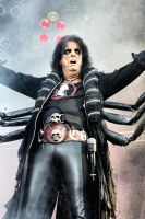 Alice Cooper I by basseca
