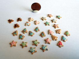 X-mas Cookies by ALL-Biscuit
