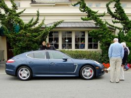 Why hate the Panamera Turbo by Partywave