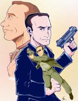 Agent Phil Coulson- Avengers by Saturn-Kitty