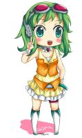 GUMI: lined ver. by Akashicchan