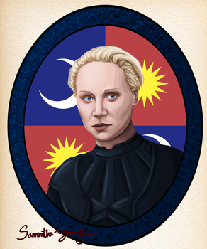 Brienne of Tarth by samdoll123