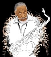 Sonny Rollins by axlesax
