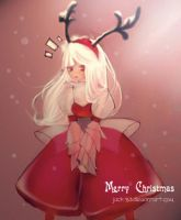 Rudolph The  Reindeer by jack-83