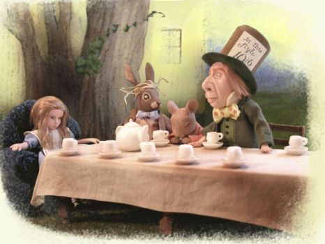 Mad Tea Party by FantasticToys
