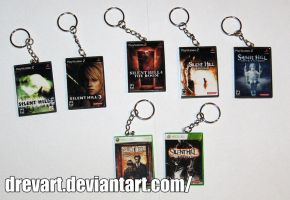 Silent Hill Mix (PS2 and Xbox 360) by Drevart
