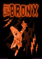 The Bronx Bomber by kitster29