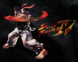 Street Fighter IV Ryu by ManeFunction