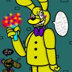 SpringTrap/Tex: In the past by YaoiLover113