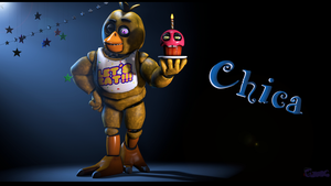 The Party Chicken by Odrios