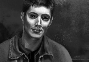 demon!Dean by Nikadonna