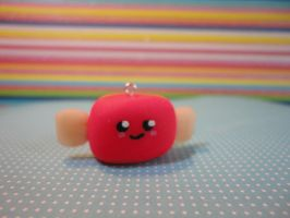 Kawaii Clay Candy by Strawberrypopandart