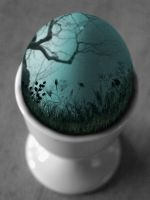 green egg and no ham by 3dho