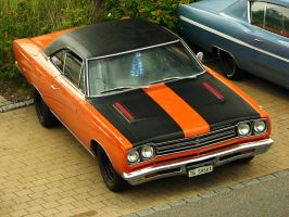 Muscle Car: Plymouth by AmericanMuscle
