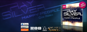 Ray Silver - Happy People - Timeline Cover by Djblackpearl