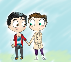 Klaine is Endgame. by spaghettiblue