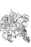 Irritation vs provocation_WIP by DatLoon