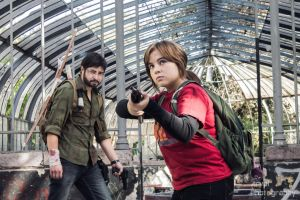 The Last Of Us Cosplay CHILE by Yukyh