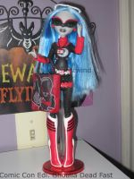 Monster High Collection Update 5 by Childofwestwind