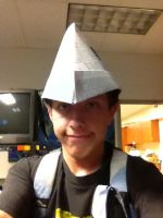 Me with the paper hat 2 by 0640carlos