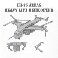 CH-35 Atlas by cthelmax