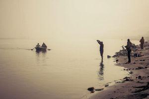 Mother Ganga by siddhartha19