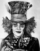 Mad Hatter by Charoula