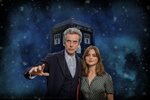 Twelve and Clara Wallpaper by AllysonCarver